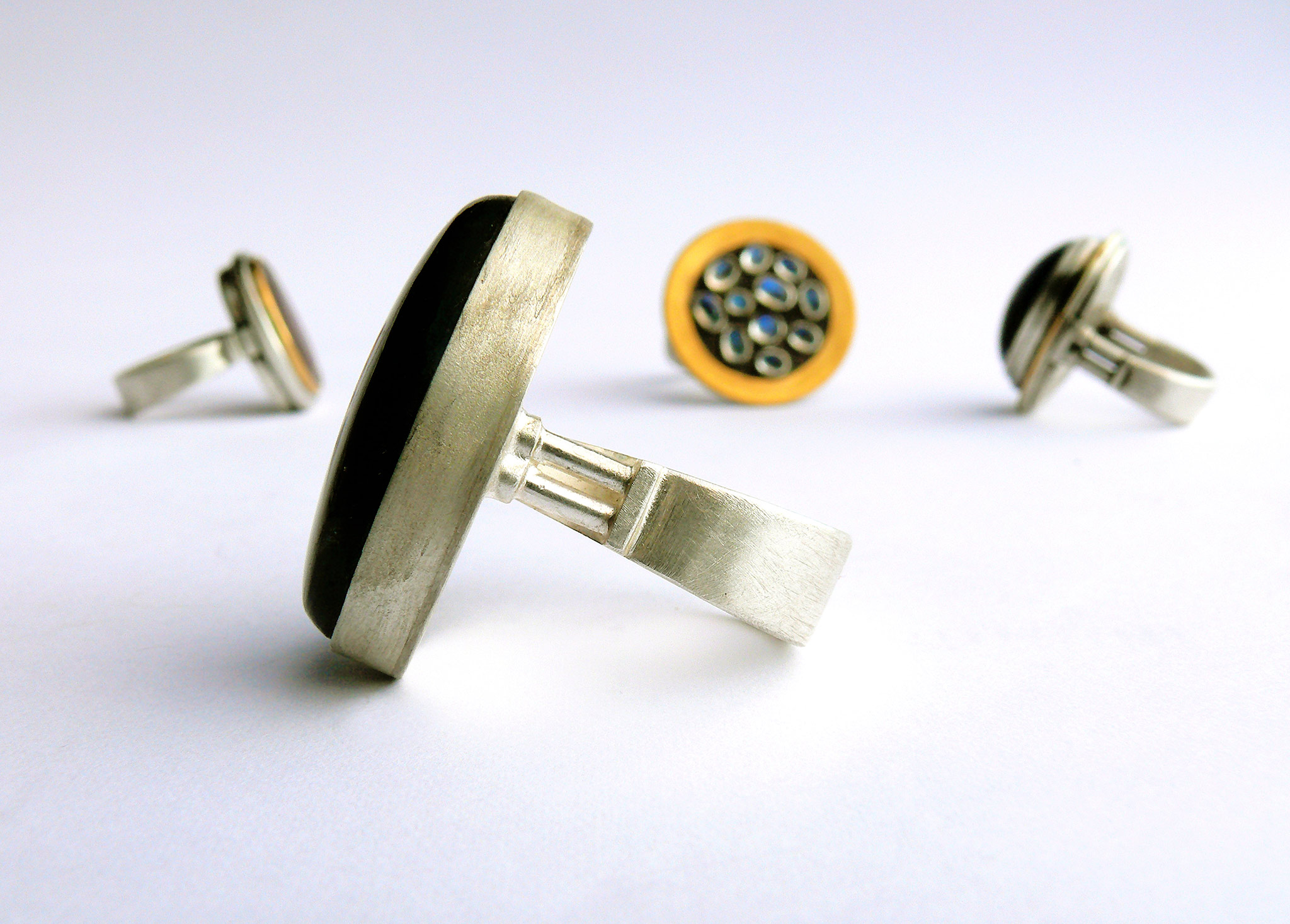 Vier Ringe